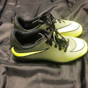 Nike Football Cleats Size 13c Kids Boys Girls Uni